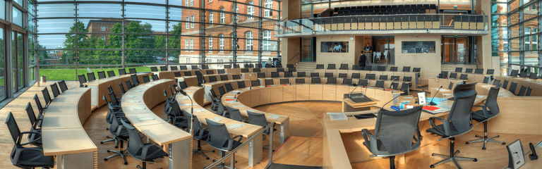 Plenum des Landtags Schleswig-Holstein