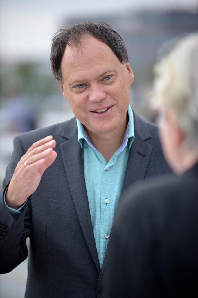Portrait von Andreas Tietze im Gespräch