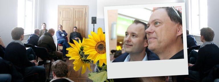 Andreas Tietze läd zum Gespräch über Petitionieren ein