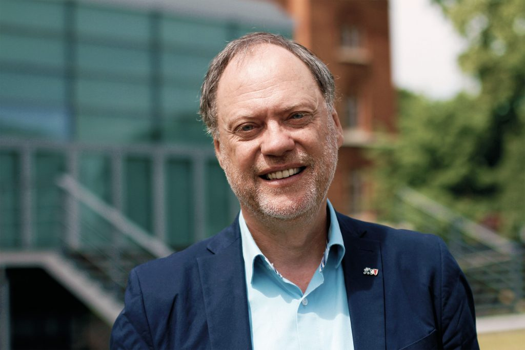 Portrait von Andreas Tietze