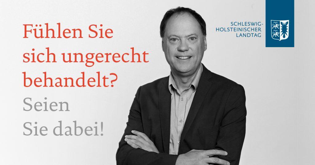 Andreas Tietze läd zur digitalen Petitionssprechstunde ein