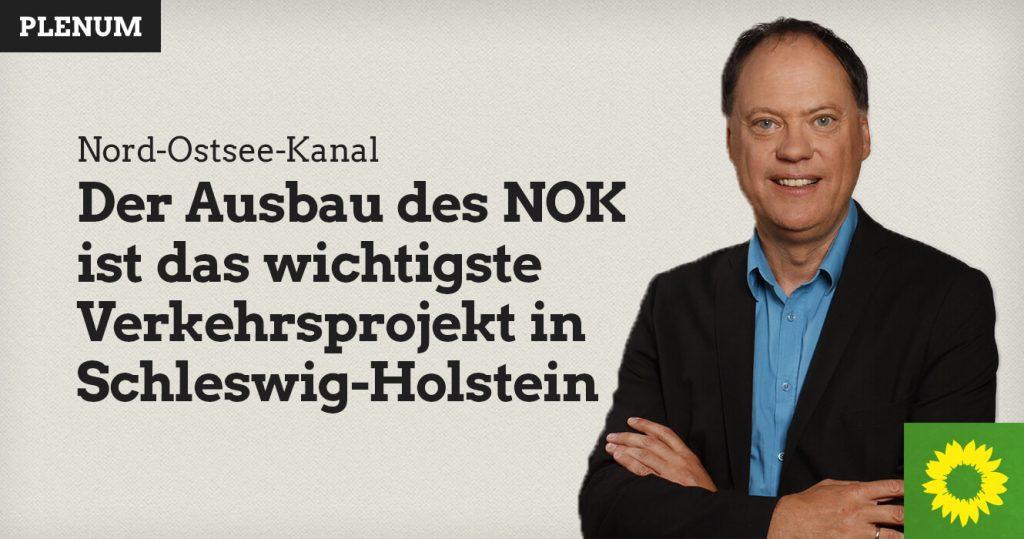 Andreas Tietzes Rede zum Nord-Ostsee-Kanal